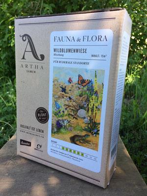 Wildblumenwiese für ruderale Standorte