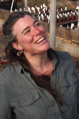 Mia Leu, Gärtnerin