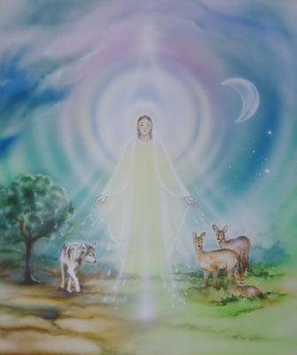 Segnende Maria