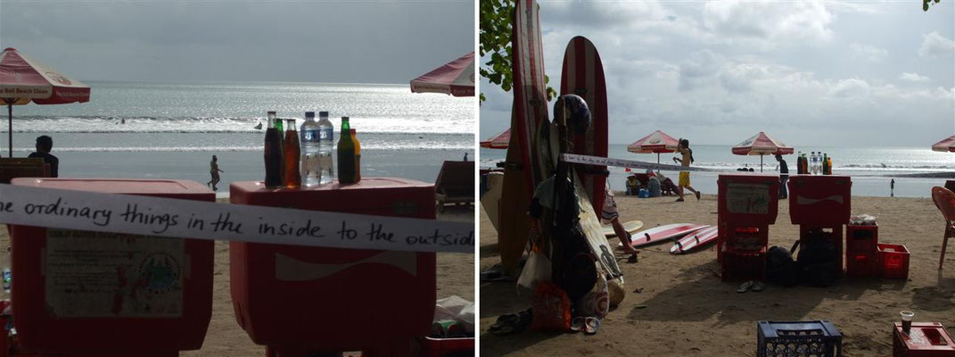 Kuta Beach – Bali (Indonesien)