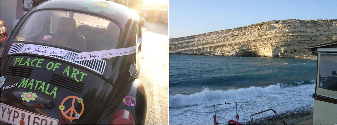 Matala – Kreta (Griechenland)