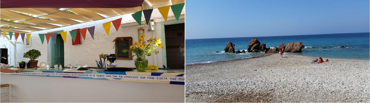 Potámi Beach – Karlovassi – Samos (Griechenland)