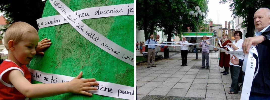 Stefana Żeromskiego -  Grünberg / Zielona Góra (Polen)