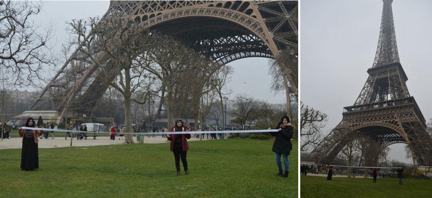 Eiffelturm – Paris (Frankreich)