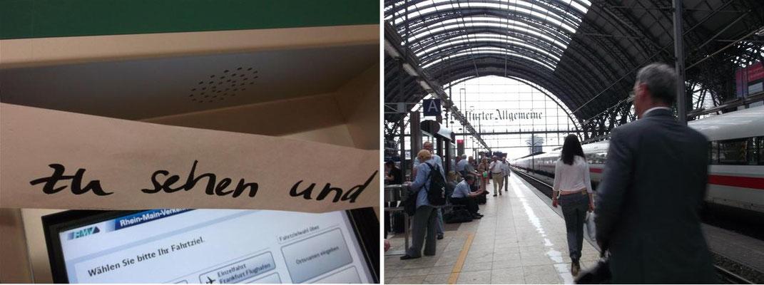 Hauptbahnhof  - Frankfurt (Deutschland)