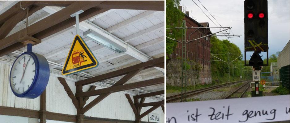 Bahnhof – Hösel (Deutschland)
