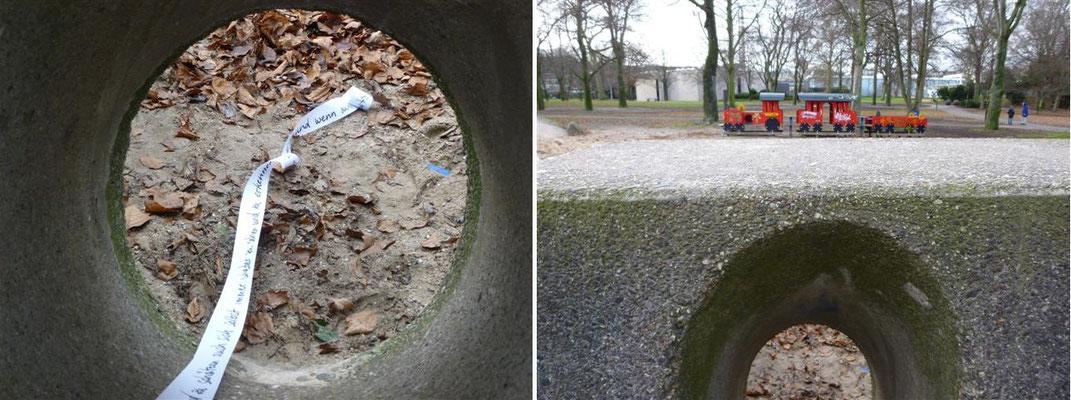 Spielplatz im Immanuel-Kant-Park – Duisburg (Deutschland)