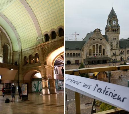 Metz – Hauptbahnhof (Frankreich)