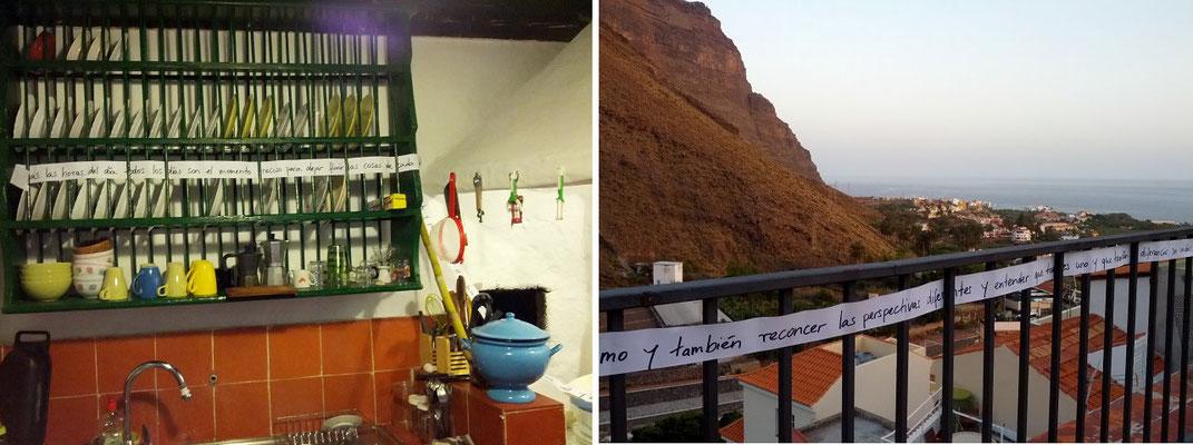 Case Ascanova -  La Calera -  Valle Gran Rey - La Gomera (Spanien)