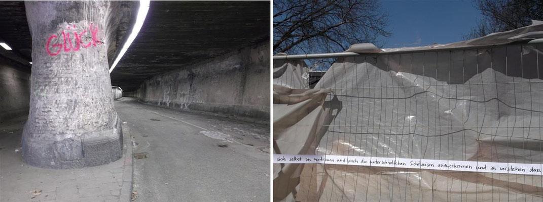 Matena-Tunnel – Matenastraße – Duisburg Bruckhausen (Deutschland)