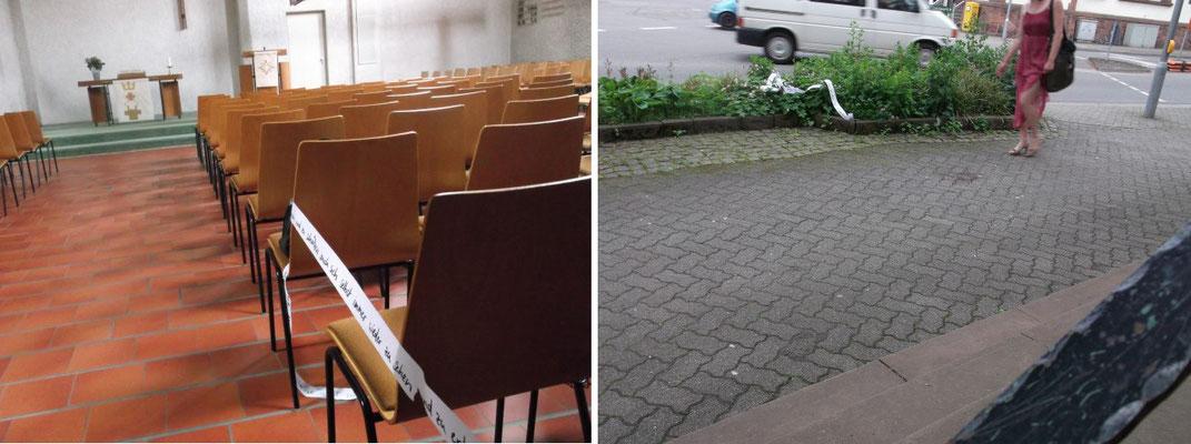 Ev. Kirche – Waldkirch - Baden-Württemberg (Deutschland)