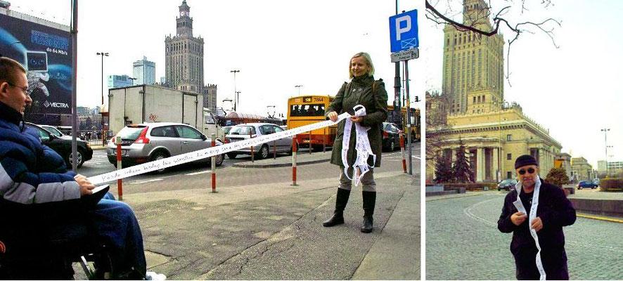 Kulturpalast – Warschau / Warszawa (Polen)