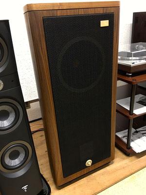 仙台のだや『全世界90セット限定 TANNOY PRESTIGE GRF90』展示中です!