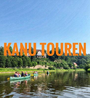 KanuTouren