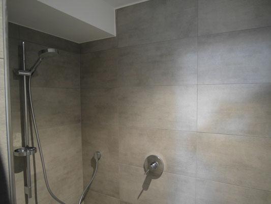Total Renovation Badezimmer