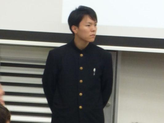 体育会の小田先輩