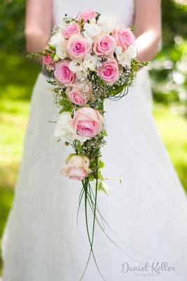 Brautstrauß Hochzeitsfotograf Kehl Daniel Keller Baumschule Schwarz