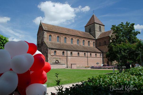 Münster Schwarzach Rheinmünster / Daniel Keller Fotografie