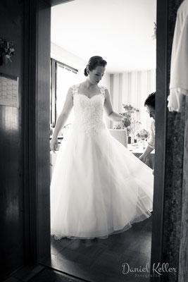 Daniel Keller Hochzeitsfotograf  Getting Ready