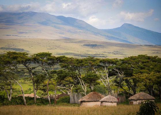 Village Massaï
