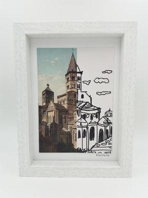 Basilique Notre Dame du Port Couleur