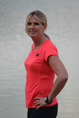 Gaby Stokman Mindful Run en Walk instructeur en runningtherapeut