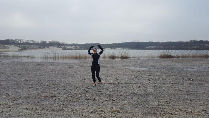 Gaby Stokman runningtherapeut bij het Wed in Overveen