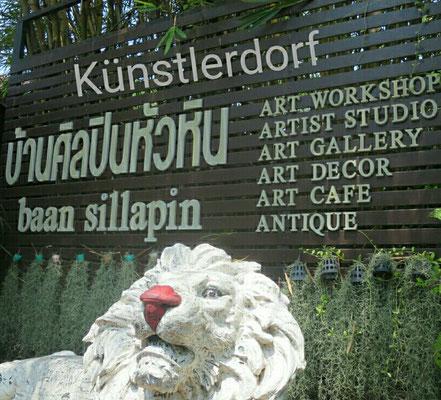 Künstlerdorf Baan Sillapin