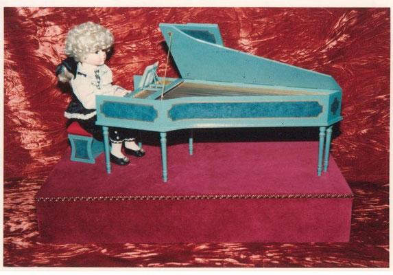 Mozart au Clavecin