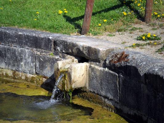 Égayoir à Heudicourt-sous-les Côtes