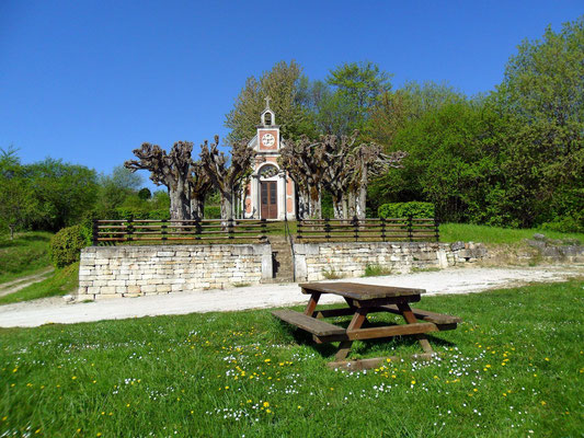 Chapelle Notre-Dame de Lourdes d'Heudicourt-sous-les Côtes