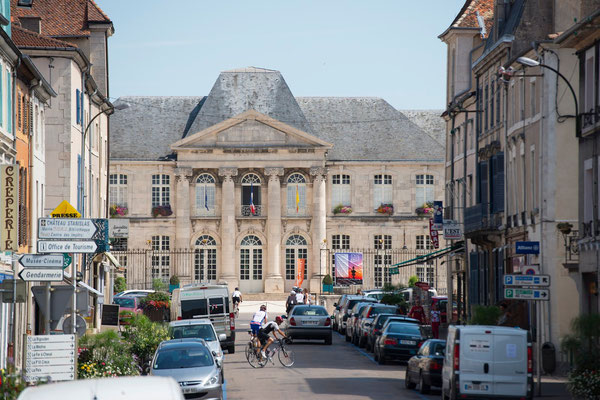 Commercy, la ville de Stanislas et des madeleines - Photo Guillaume Ramon