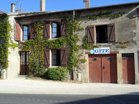 Gîte de la Forge à Heudicourt sous les Côtes en Meuse