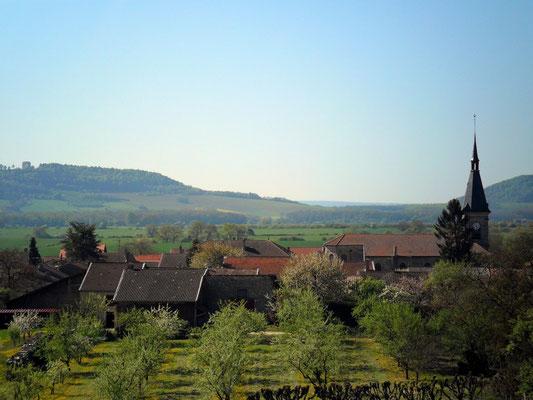 Heudicourt sous les Côtes