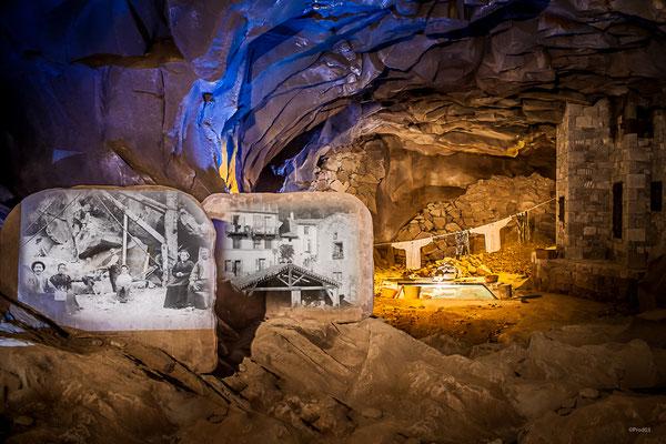 Site de la grotte de la pierre de volvic