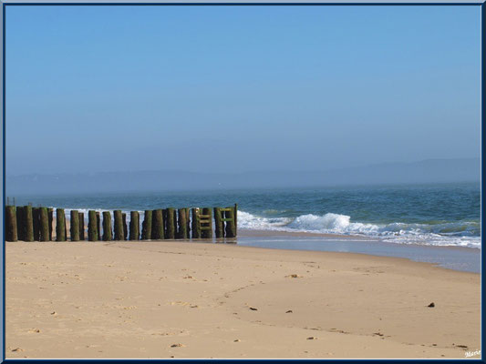 """""""La Pointe"""" : la plage, le Bassin et la Dune Pyla (Cap Ferret)"""