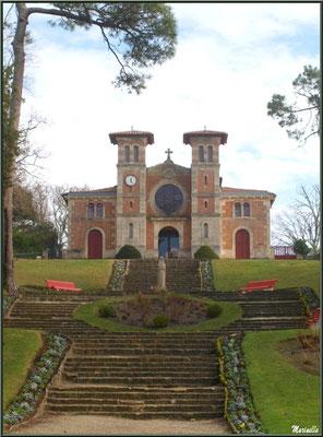 L'église Notre-Dame des Passes au Moulleau à Arcachon