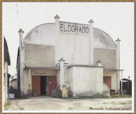 """Gujan-Mestras autrefois : en 1994, """"Eldorado"""" devenu entrepôt antiquités, Bassin d'Arcachon (photo collection privée)"""