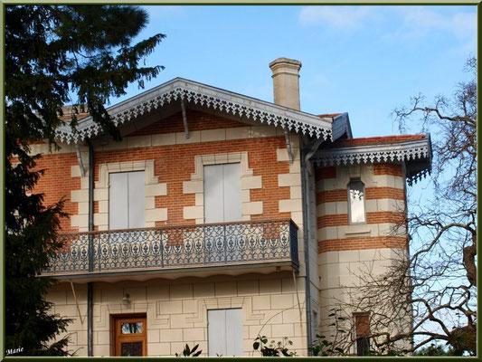 """Villa allée Pasteur en """"Ville d'Hiver"""" à Arcachon"""