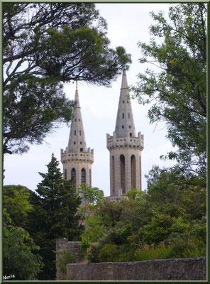 L'abbaye et son jardin