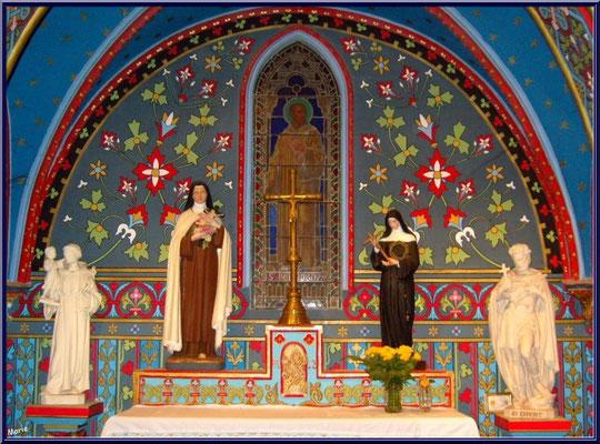 Autel à Sainte-Thérèse