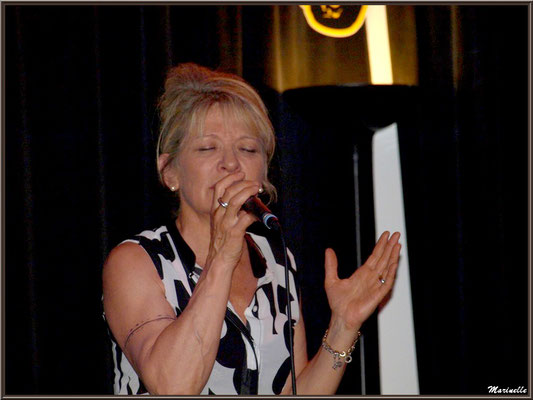 Caroline Grossot, concert au Baryton à Lanton le 7 juin 2014