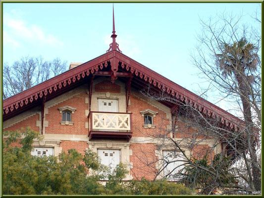 """Villa """"Sylvabelle"""" en """"Ville d'Hiver"""" à Arcachon"""