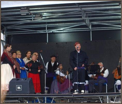 Chanteurs Aragonais, Fête au Fromage, Hera deu Hromatge, à Laruns en Vallée d'Ossau (64)