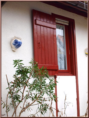 """Maison """"La Bohème"""", village de L'Herbe, Bassin d'Arcachon (33)"""