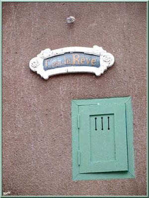 """Maison """"C'est Le Rêve"""", village de L'Herbe, Bassin d'Arcachon (33)"""