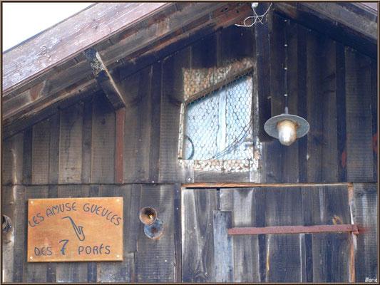 """Cabane de la bandas """"Les Amuse gueules"""""""