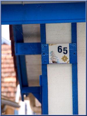 Maison 65, village de L'Herbe, Bassin d'Arcachon (33)