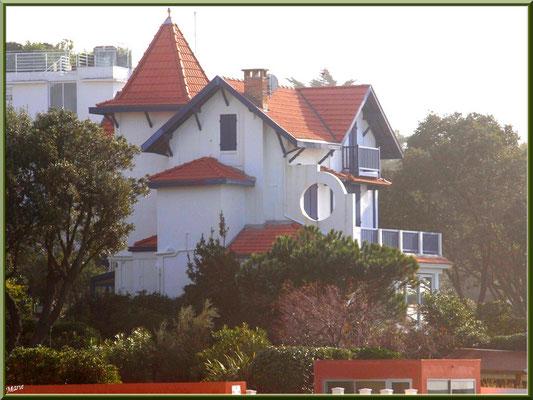 Belle villa en front de mer au Moulleau à Arcachon