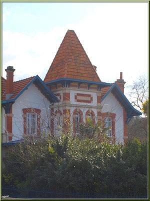 """Villa """"Le Paradou"""" en """"Ville d'Hiver"""" à Arcachon"""